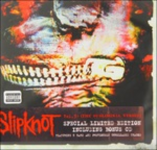 CD Vol.3: The Subliminal Verses di Slipknot