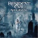 Cover CD Colonna sonora Resident Evil: Apocalypse
