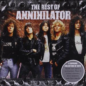 The Best of Annihilator - CD Audio di Annihilator