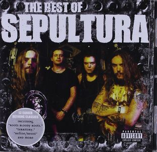 CD The Best of Sepultura di Sepultura