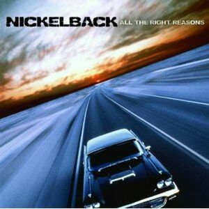 CD All the Right Reasons di Nickelback