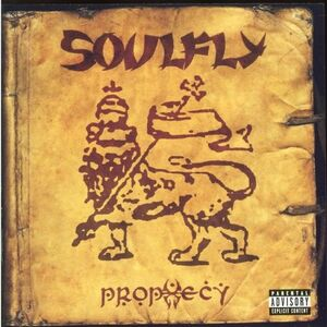 CD Prophecy di Soulfly