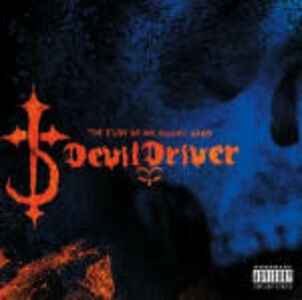 CD The Fury of our Maker's Hand di Devil Driver