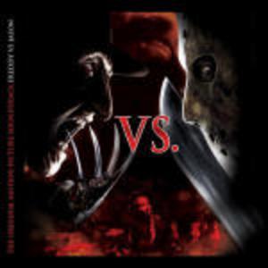 CD Freddy Vs Jason (Colonna Sonora)