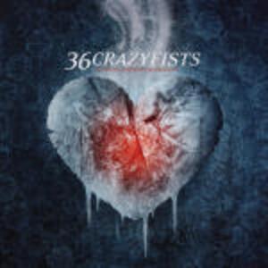 A Snowcapped Romance - CD Audio di 36 Crazyfists