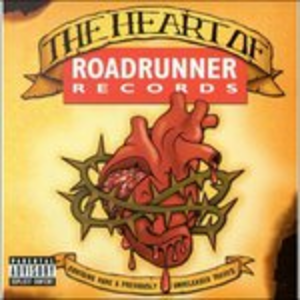 CD The Heart of Roadrunner Records