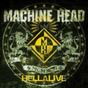 CD Hellalive di Machine Head