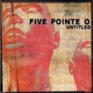 CD Untitled di Five Pointe O