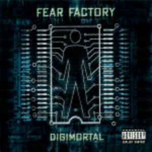 CD Digimortal di Fear Factory