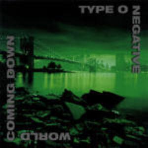 Foto Cover di World Coming Down, CD di Type 0 Negative, prodotto da Roadrunner