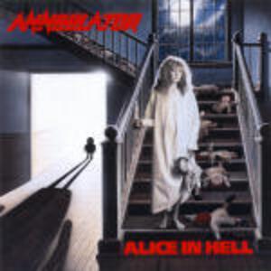 Alice in Hell - CD Audio di Annihilator