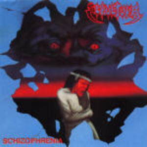 CD Schizoprenia di Sepultura
