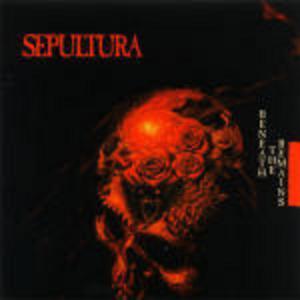 CD Beneath the Remains di Sepultura