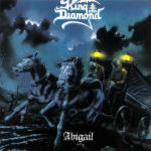 CD Abigail di King Diamond