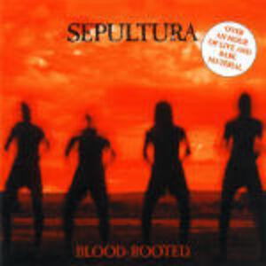 CD Blood Rooted di Sepultura