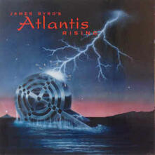 James Byrd's Atlantis Rising - Vinile LP di James Byrd