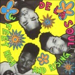 CD 3 Feet High & Rising di De La Soul