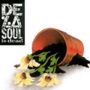 CD De La Soul is Dead di De La Soul