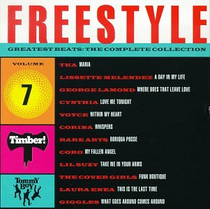 CD Freestyle Greatest vol.7