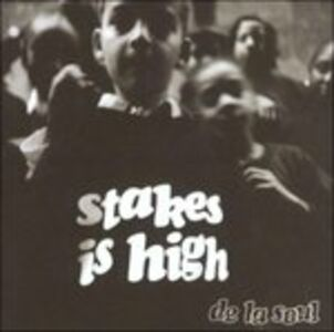 CD Stakes Is High di De La Soul
