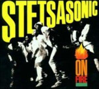 CD On Fire di Stetsasonic