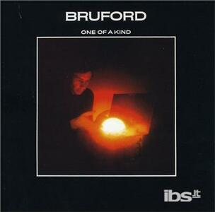One Of A Kind - CD Audio di Bill Bruford