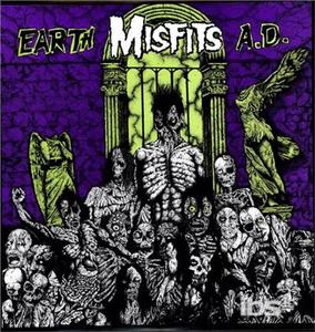 Vinile Earth A.D.-Wolfsblood Misfits