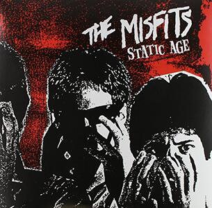 Static Age - Vinile LP di Misfits