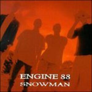 Foto Cover di Snowman, CD di Engine 88, prodotto da Caroline Rec. USA