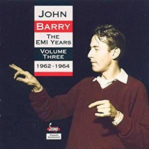 CD Vol.3 (Colonna Sonora) di John Barry