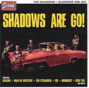 CD Shadows Are Go! di Shadows
