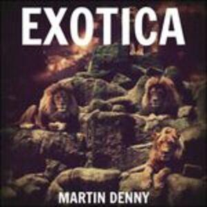 CD Exotica di Martin Denny