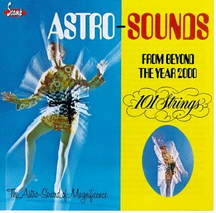 CD Astro-Sounds. 101 Strings