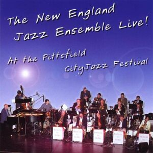 CD Live Pittsfield Fest di New England Jazz Ensemble