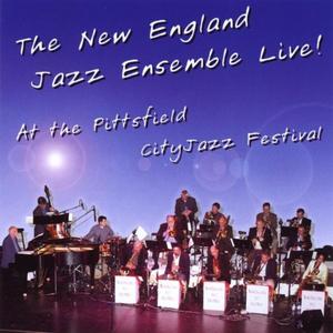 CD Live Pittsfield Fest di New England Jazz Ensemble