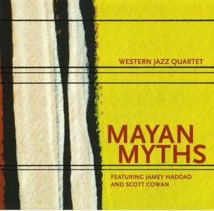 CD Mayan Myths di Western Jazz Quartet