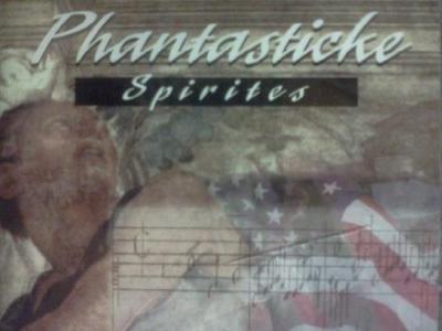 CD Phantasticke Spirites di Richard Charles