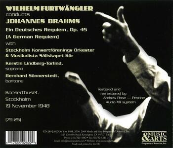 Un Requiem tedesco (Ein Deutsches Requiem) - CD Audio di Johannes Brahms - 2