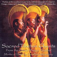 Sacred Tibetan Chants - CD Audio di Tibetan Buddhist Monks
