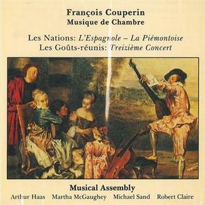 CD Musique De Chambre di François Couperin