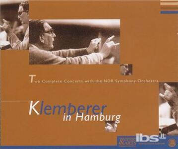 Complete Concerts - Hamburg - CD Audio di Otto Klemperer