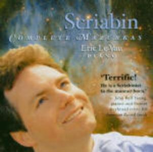 Mazurke - CD Audio di Alexander Nikolayevich Scriabin