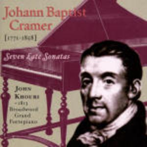 CD Sette ultime sonate per pianoforte di Johann Baptist Cramer