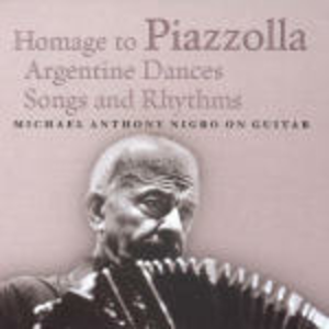 CD Omaggio a Piazzolla