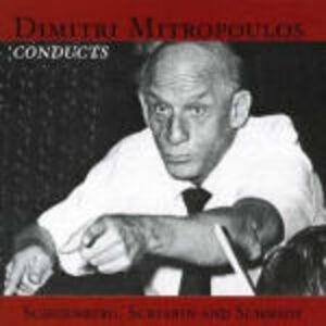 CD Notte trasfigurata (Verklärte Nacht) - Pelleas und Melisande / Sinfonia n.5 / Sinfonia n.2 Arnold Schönberg , Alexander Nikolayevich Scriabin , Franz Schmidt