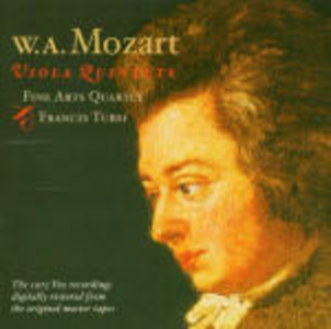 CD Quintetti K174, K406/K516b, K515, K516, K593, K614 di Wolfgang Amadeus Mozart
