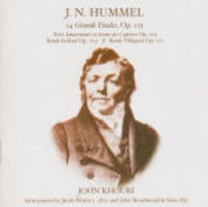 CD Musica per fortepiano di Johann Nepomuk Hummel