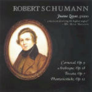 CD Musica per pianoforte vol.2 di Robert Schumann