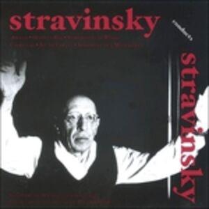 CD Apollon Musagète - Oedipus Rex - Sinfonia per strumenti a fiato di Igor Stravinsky 0