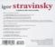 CD Apollon Musagète - Oedipus Rex - Sinfonia per strumenti a fiato di Igor Stravinsky 1